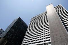 Arquitetura incorporada em Rio de janeiro Fotos de Stock Royalty Free