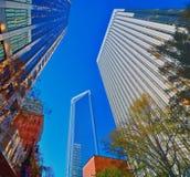 Arquitetura incorporada moderna Foto de Stock Royalty Free