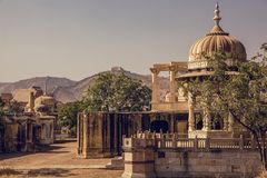 Arquitetura indiana Imagem de Stock Royalty Free