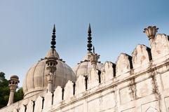 Arquitetura indiana tradicional Foto de Stock Royalty Free