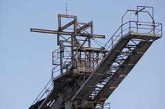 Arquitetura industrial Foto de Stock