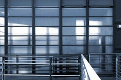 arquitetura industrial clara Imagem de Stock Royalty Free