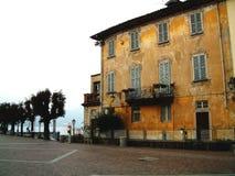 Arquitetura italiana foto de stock