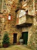 Arquitetura italiana Imagens de Stock