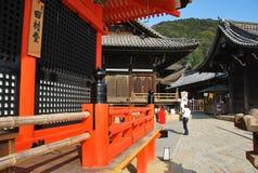 Arquitetura japonesa Fotografia de Stock Royalty Free