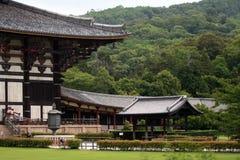 Arquitetura japonesa Fotografia de Stock