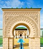 Arquitetura marroquina Imagem de Stock Royalty Free