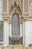 Arquitetura marroquina Imagens de Stock