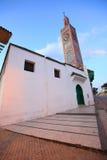Arquitetura marroquina tradicional imagem de stock