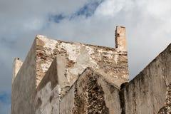 Arquitetura marroquina tradicional Foto de Stock Royalty Free