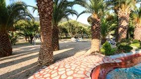 Arquitetura mediterrânea de Balearic Island de Mallorca, Finca Foto de Stock