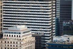 Arquitetura Melbourne da cidade Fotografia de Stock Royalty Free