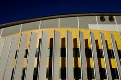 Arquitetura moderna Foto de Stock Royalty Free