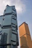 Arquitetura moderna. Imagem de Stock