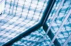 Arquitetura moderna Fotos de Stock Royalty Free