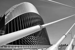 Arquitetura moderna imagem de stock royalty free