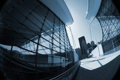 Arquitetura moderna abstrata fotos de stock