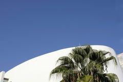 Arquitetura moderna circular Fotos de Stock