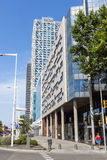 Arquitetura moderna de Barcelona Foto de Stock Royalty Free