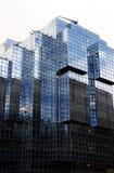 Arquitetura moderna de Londres Fotos de Stock Royalty Free