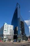 Arquitetura moderna de Tallinn Fotografia de Stock Royalty Free