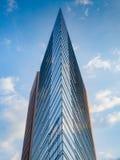 Arquitetura moderna de um prédio de escritórios em Berlim imagem de stock