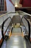 Arquitetura moderna do aeroporto Imagem de Stock Royalty Free