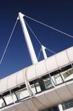 Arquitetura moderna do edifício Fotos de Stock Royalty Free