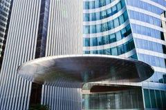 Arquitetura moderna do negócio Fotos de Stock Royalty Free