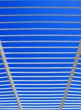 Arquitetura moderna do telhado Imagens de Stock