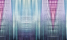 Arquitetura moderna e abstrata Fotos de Stock