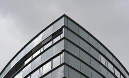 Arquitetura moderna em Dusseldorf em Alemanha Imagem de Stock
