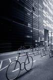 Arquitetura moderna em Oslo, Noruega imagens de stock