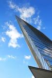 Arquitetura moderna extrema Fotografia de Stock Royalty Free