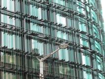 Arquitetura moderna, fachada Fotografia de Stock Royalty Free