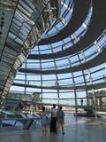 Arquitetura moderna - fachadas de vidro Imagens de Stock Royalty Free