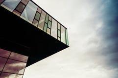 Arquitetura moderna genérica fotos de stock royalty free