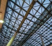 arquitetura moderna no spezia do la foto de stock royalty free