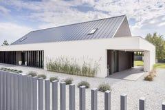 Arquitetura moderna pura foto de stock royalty free