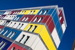 Arquitetura na cidade de Burgos Fotografia de Stock
