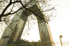 Arquitetura no Pequim Fotografia de Stock Royalty Free