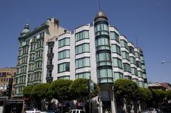 Arquitetura original em San Fancisco Imagem de Stock Royalty Free