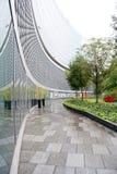 Arquitetura paisagística Foto de Stock