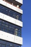 Arquitetura que obtém construída Foto de Stock