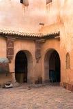 Arquitetura árabe Imagem de Stock Royalty Free