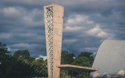 Arquitetura religiosa Religious Architecture. Pampulha Royalty Free Stock Photos