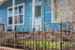 Arquitetura residencial clássica Imagem de Stock