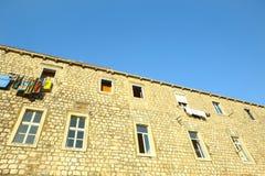 Arquitetura residencial em Dubrovnik Imagens de Stock
