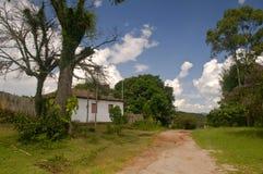 Arquitetura rural brasileira Foto de Stock