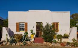 Arquitetura típica do Karoo imagens de stock